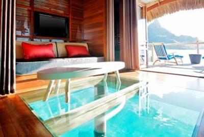 Bedroom Beach Hut