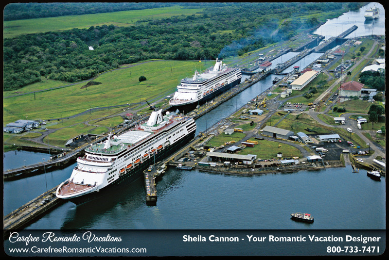 Top Five Destinations Best Seen By Cruise Ship - Cruise ship destinations