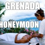Real Honeymoon Stories – San Diego Bride & Groom Ryan & Melanie in Grenada