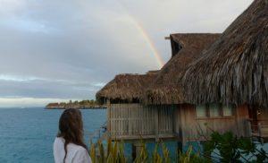 Bora Bora Rainbow