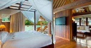 Hilton Bora Bora Deluxe Overwater Bungalow