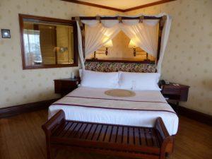InterContinental Tahiti Bed