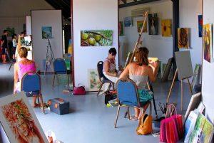 Le Meridien Artist Studio