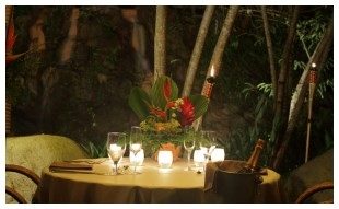 A Romantic Dinner at The Springs Resort & Spa
