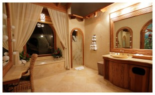 Romantic Bath at The Springs Resort & Spa