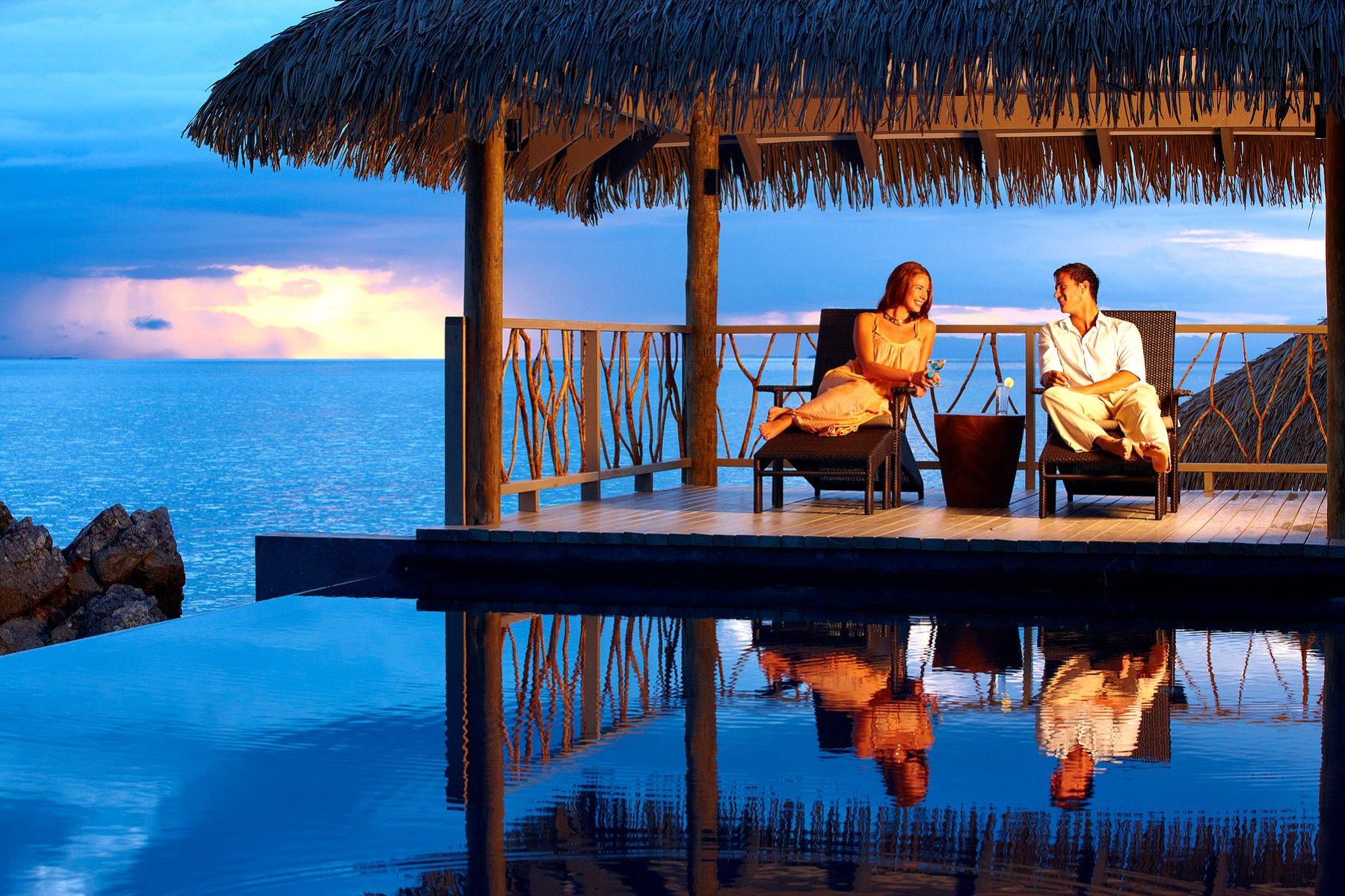 Best Romantic Vacation Or Honeymoon Destinations