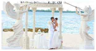 Destination Wedding at Sandals Royal Bahamian