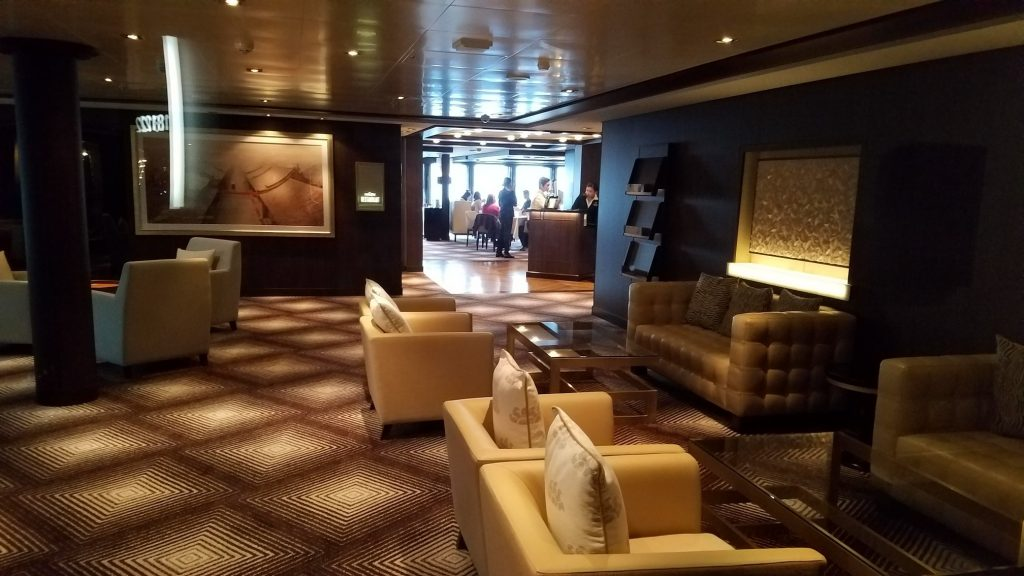 The Haven on Norwegian Joy