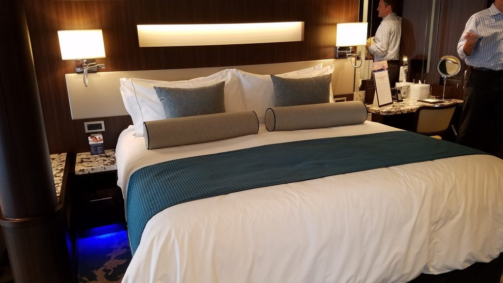 Norwegian Joy - The Haven room options