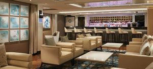 Norwegian Joy - The Haven Lounge