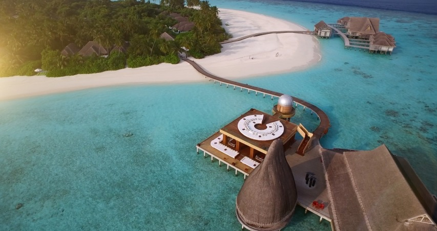 Baa Atoll Maldives honeymoon