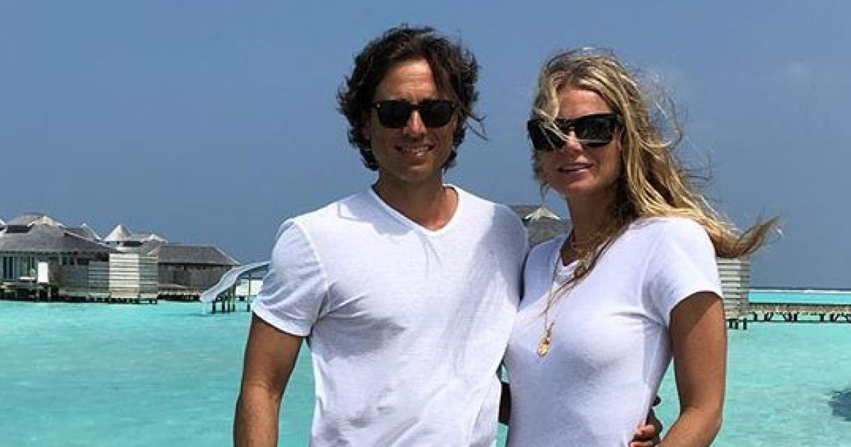 Celebrity honeymoon in Maldives withGwyneth Paltrow and Brad Falchuk
