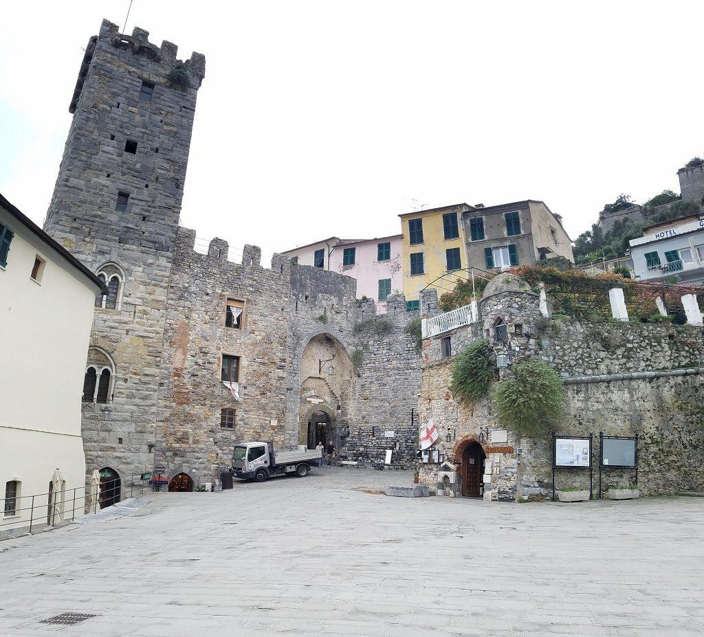 Cinque Terra town square