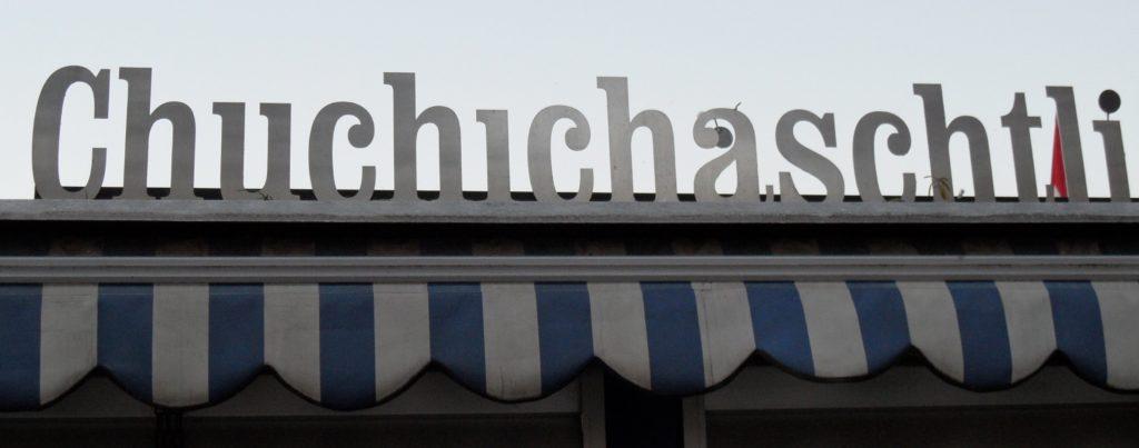 Chuchichaschtli, kitchen cupboard, swiss german